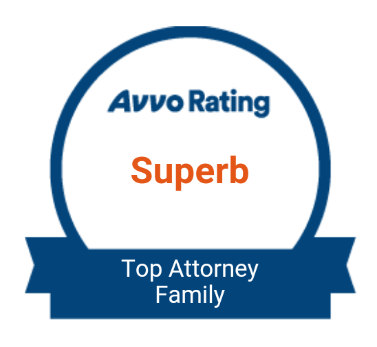 Avvo Rating Superb: Top Attorney Family